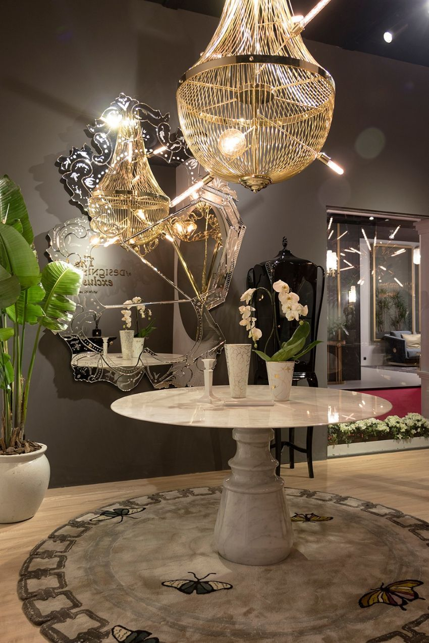 modern dining tables Modern Dining Tables For An Imposing Dining Room Round And Oval Table Trend Modern Dining Tables With Curves To Inspire You 6