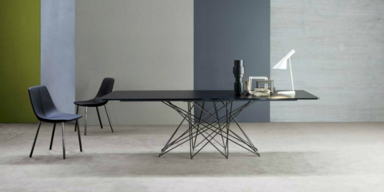 6 Design Dining Tables, Modern and Famous