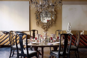 Stunning Dining Rooms Ideas By Jacques Grange   www.bocadolobo.com #diningroom #diningtable #moderndiningtable #diningtable #topinteriordesigners @moderndiningtables