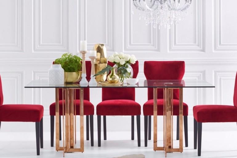 10 Beautiful Glass Dining Tables (Part II)   www.bocadolobo.com #glass #moderndiningtables #exclusivedesign #diningroom #thediningroom #diningarea #diningareadesign #luxurybrands @moderndiningtables