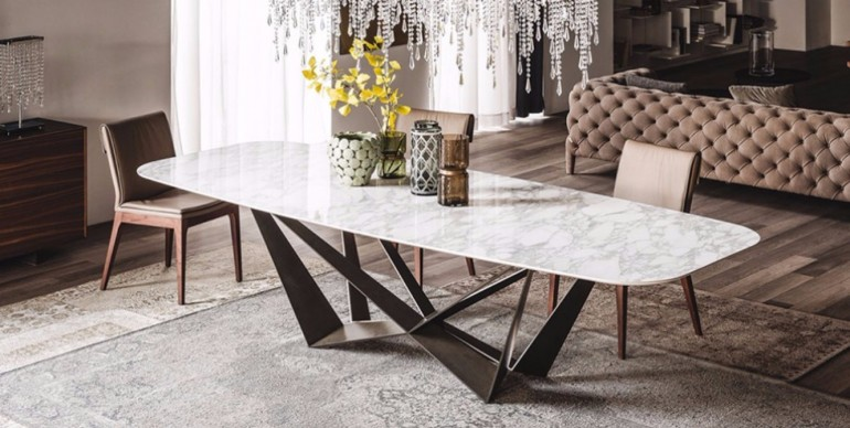 Dining Table Design Trends For This FallWinter | www.bocadolobo.com #moderndiningtables #diningtables #diningroom #thediningroom #roomdesign #diningarea #diningareadesign #wintertrends #falltrends #winter #fall #wood #exclusivedesign #interiordesign @moderndiningtables