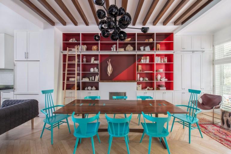 Brilliant Dining Room Ideas By Jessica Helgerson | www.bocadolobo.com #moderndiningtables #tables #diningrooms #thediningroom #diningarea #diningareadesign #interiordesign #topinteriordesigners #famousinteriordesigners #bestinteriordesigners @moderndiningtables