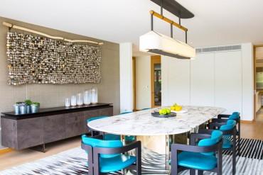 10 Stone Dining Tables | www.bocadolobo.com #moderndiningtables #stone #diningtable #diningroom #thediningroom #diningarea #diningareadesign #roomdesign @moderndiningtables