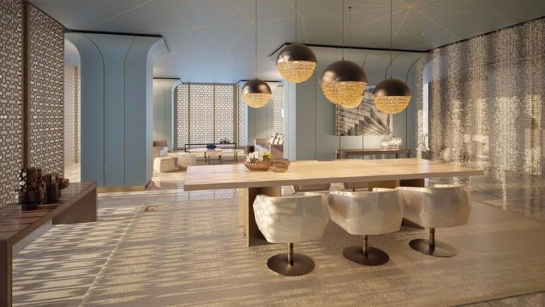 10 Exhibitors You Can't Miss At ICFF Miami | www.bocadolobo.com #icff #miami #diningroom #thediningroom #moderndiningtables #diningtables #diningareas #designfest #miamidesignfestival #luxurybrands #fendicasa #fendi @moderndiningtables