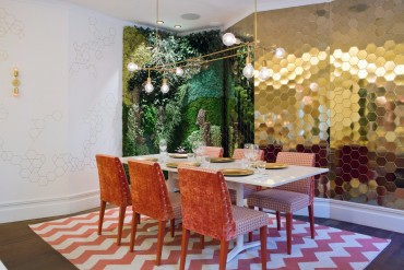 Top Interior Designers Marvelous Restaurant Flamingo by Marisa Gallo | www.bocadolobo.com #topinteriordesigners #moderndiningtables #diningareas #diningrooms #thediningroom #restaurants #luxuryrestaurants #interiordesign #exclusivedesign #luxurybrands @moderndiningtables