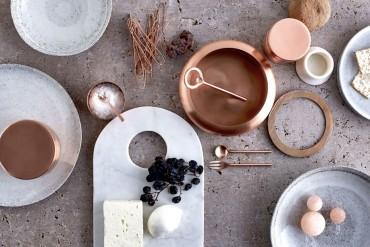 The Stunning Infinitude Tableware Collection   www.bocadolobo.com #moderndiningtables #tableset #diningroom #thediningroom #exclusivedesign #luxurypieces @moderndiningtables