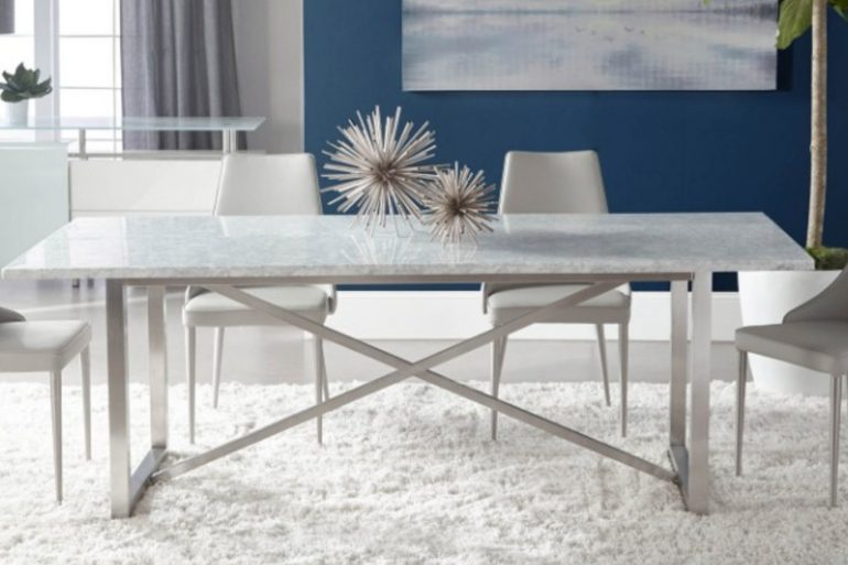 10 Marble Dining Tables For A Glamorous Dining Room
