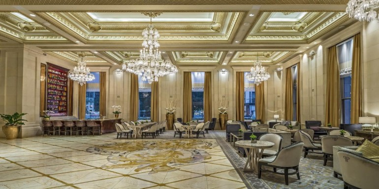Top Luxury Dining Rooms By The Best Hotels In North America ...