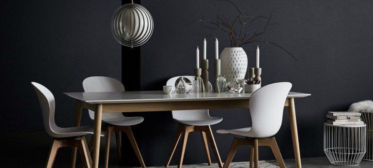 Luxury Dining Tables by BoConcept | Modern Dining Tabless
