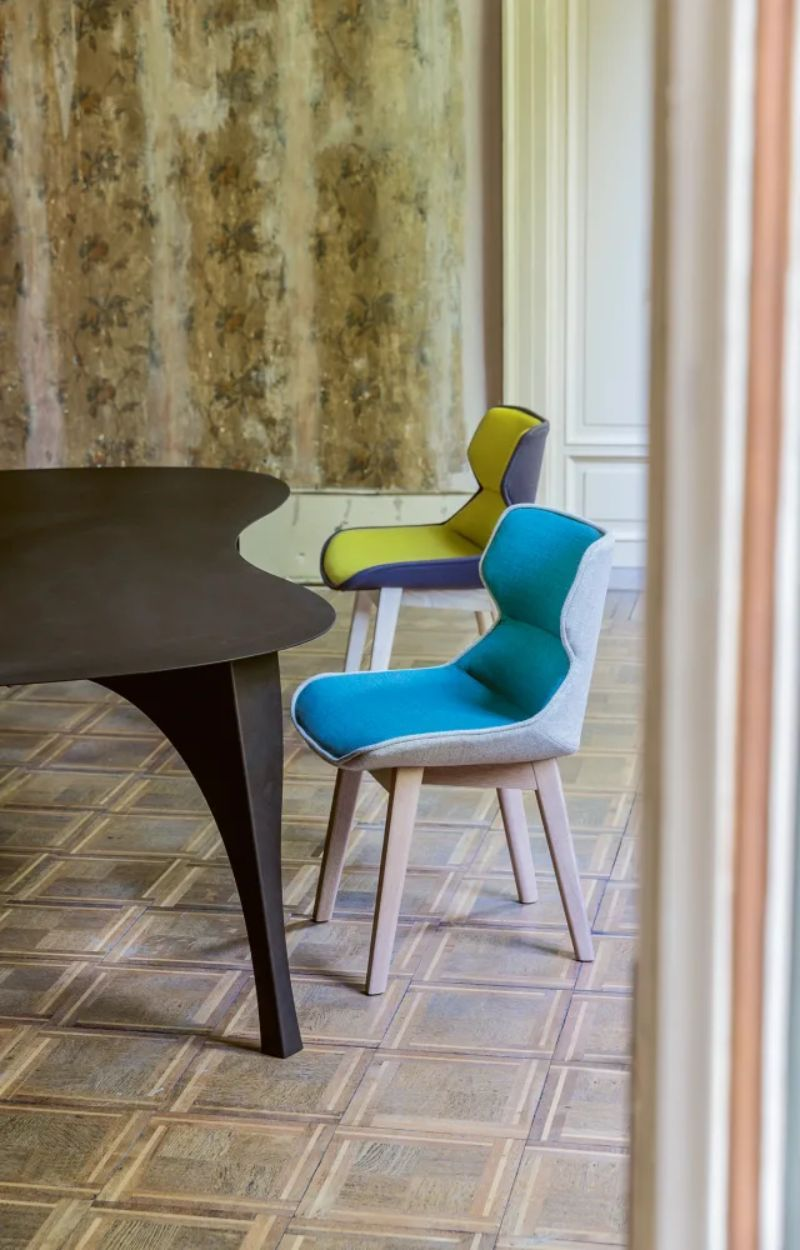 5 Modern Dining Chairs For Your Astonishing Dining Room Design
