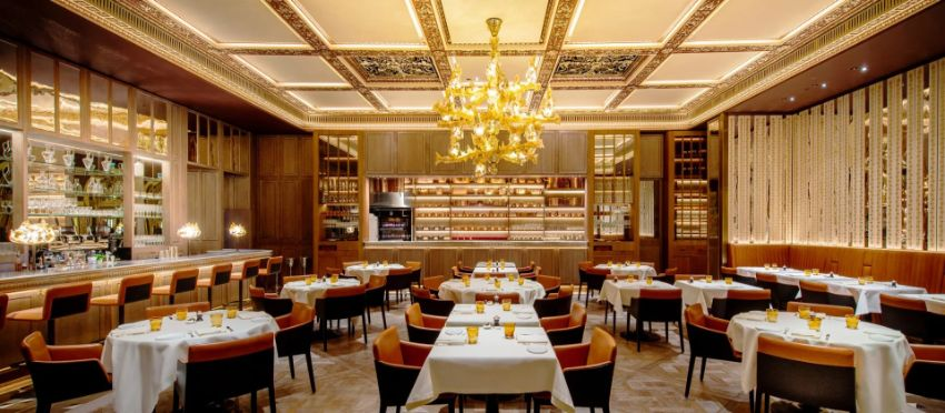 3 Luxury Restaurants Where You Dine Like Queen Elizabeth II