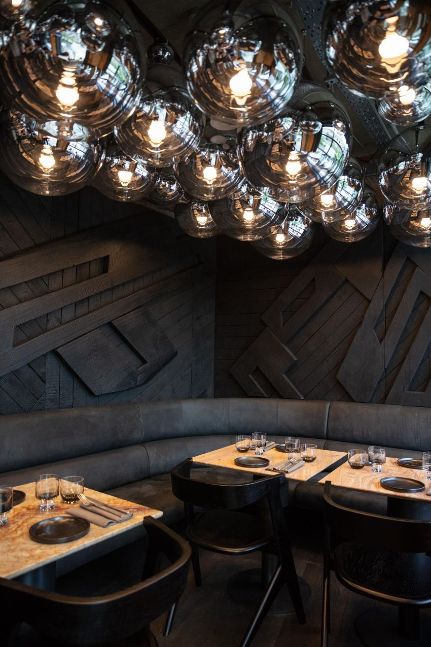 The Coal Office - Modern Restaurant by Tom Dixon