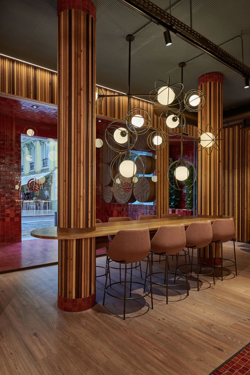 Discover Piur - The Luxury Art Nouveau Restaurant by Masquespacio
