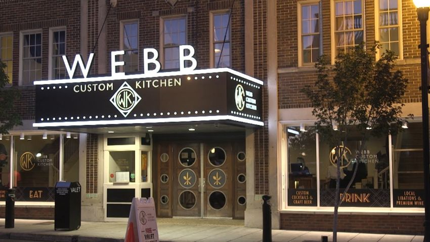 Modern Restaurants Set In Vintage Movie Theaters In United States
