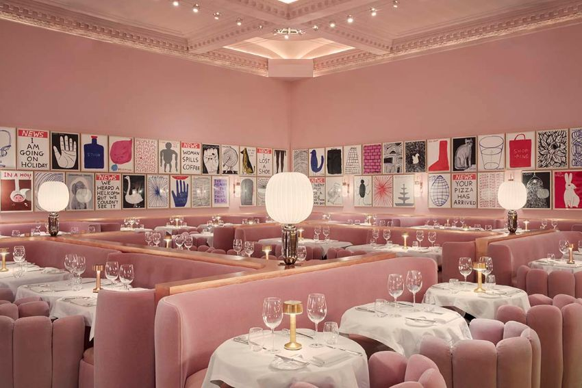 Modern Restaurants To Dine With The Best Artwork In The World