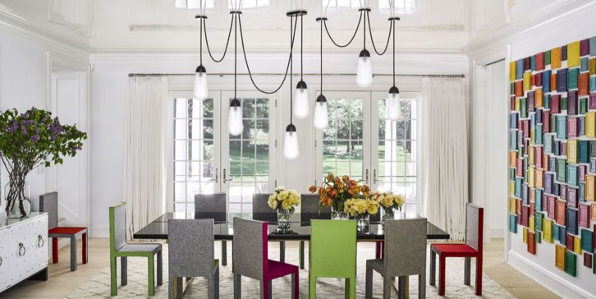 Unique Lighting Design Ideas For A Luxury Dining Room