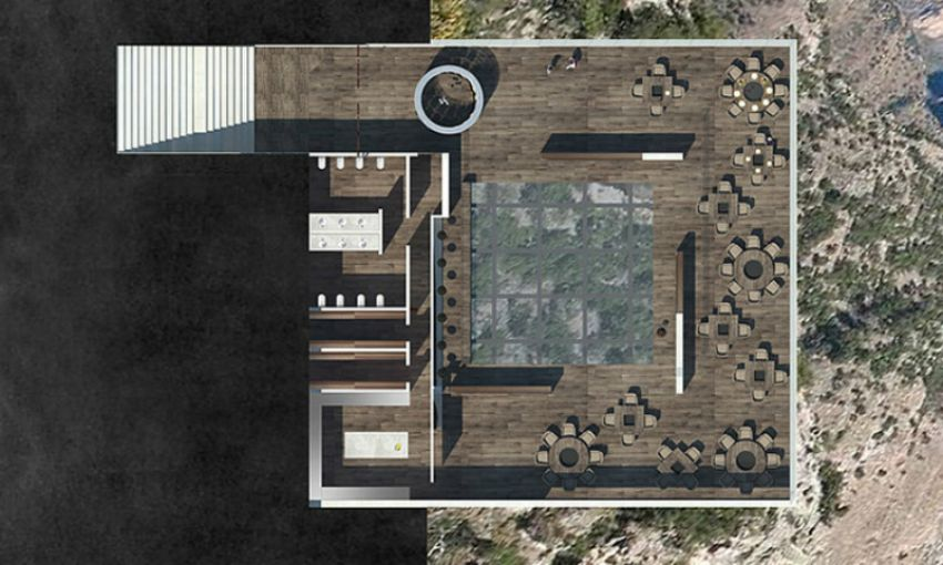 Biré Bitori - Luxury Restaurant Project In Copper Canyon