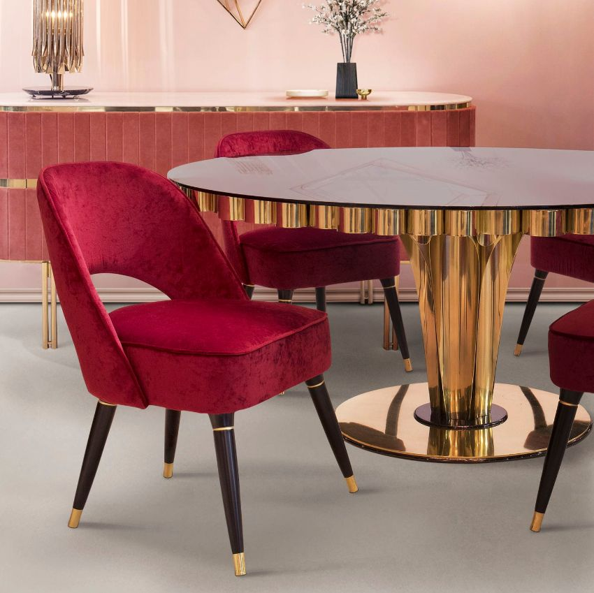 Colorful Dining Chairs - Transform Your Modern Dining Room Into Joy