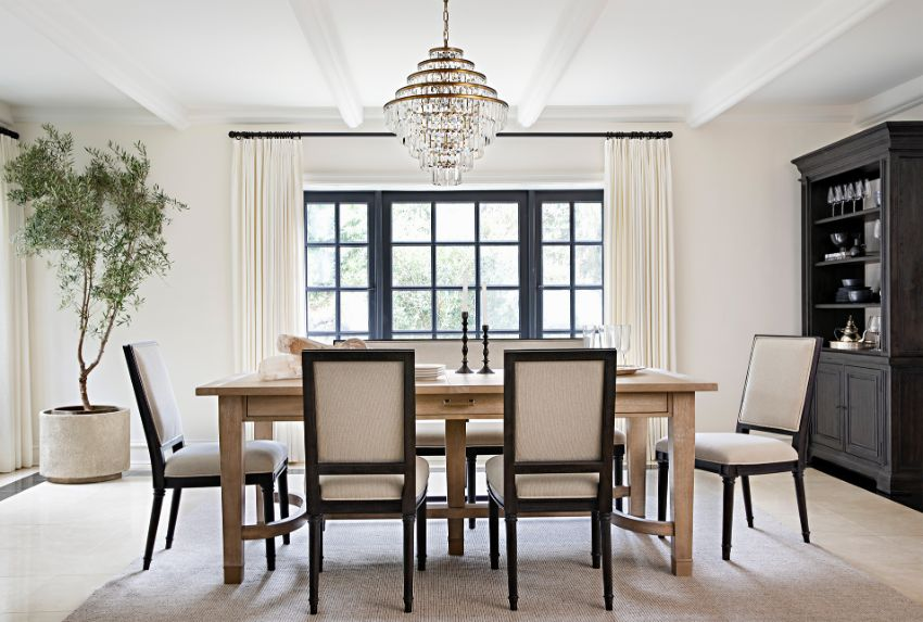 Contemporary Dining Room Projects by Nate Berkus