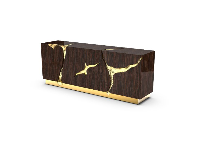 Lapiaz Cabinet and Sideboard - Craftsmanship Meets Modern Design