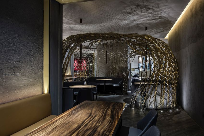 Luxury Restaurant Inspired by Nature: Welcome To Mays