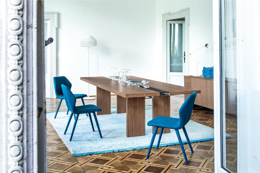 Rectangular Dining Tables For Your Contemporary Dining Room Design