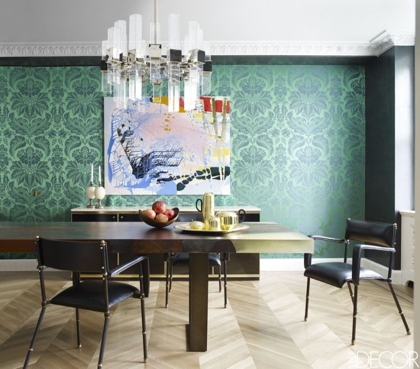 10 Modern Dining Room Ideas by Elle Décor