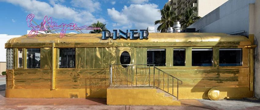 Art Basel Miami 2019 - Bottega Veneta Opened A Pop-Up Luxury Eatery