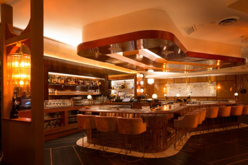Delilah - Discover This Luxury Art Deco Restaurant In Los Angeles
