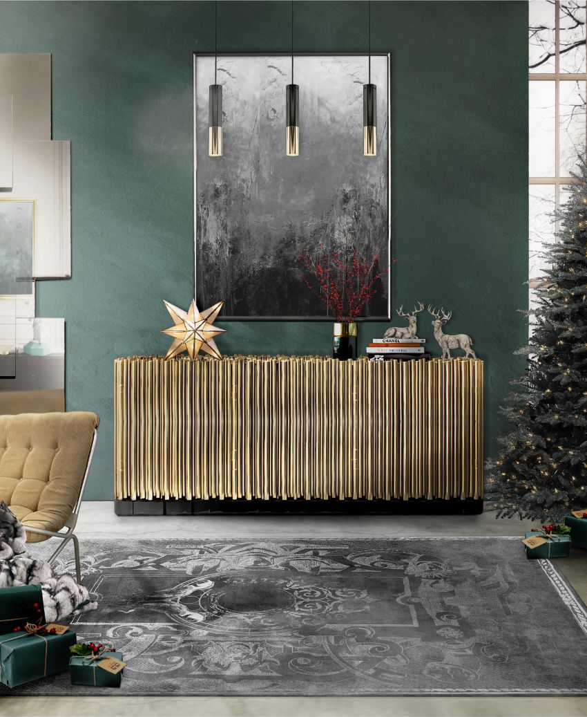 Holiday Joy - Exquisite Dining Room Ideas For Christmas