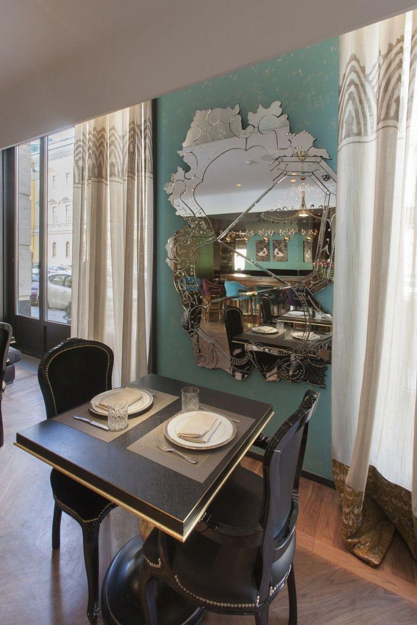 Kokoko Restaurant - Discover The Paradise Of Interior Design In Russia