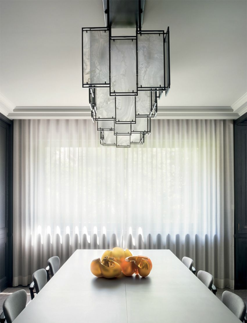 Exquisite Dining Room Designs by Charles Zana