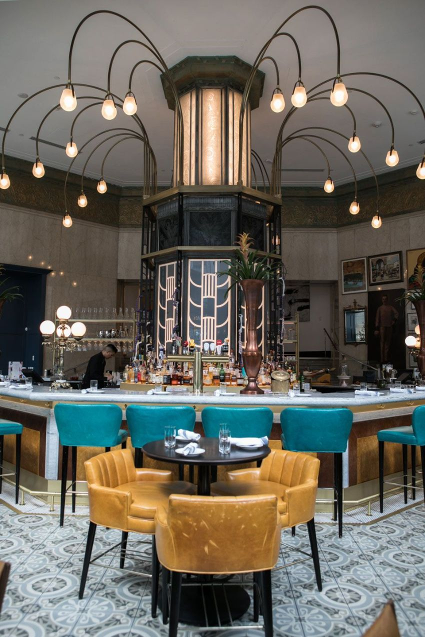 Leña Restaurante - Discover This Art Deco Restaurant In Toronto