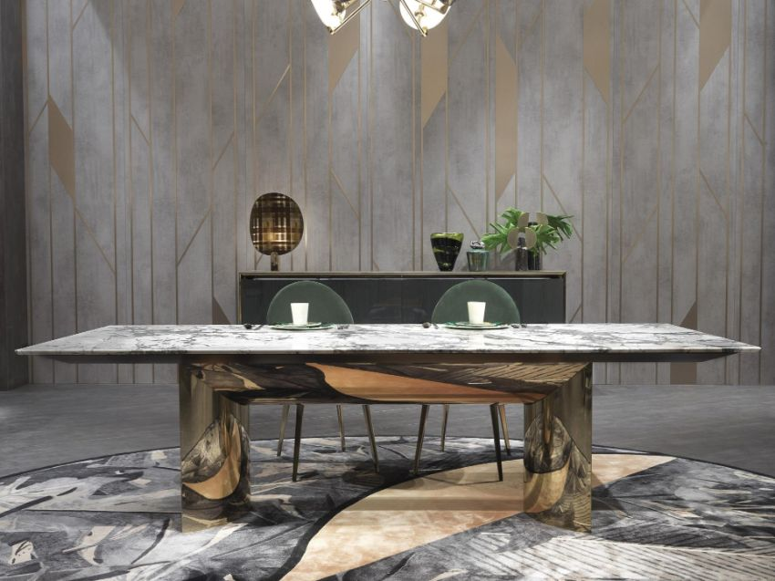 Marble Dining Table Designs For Your Dining Room