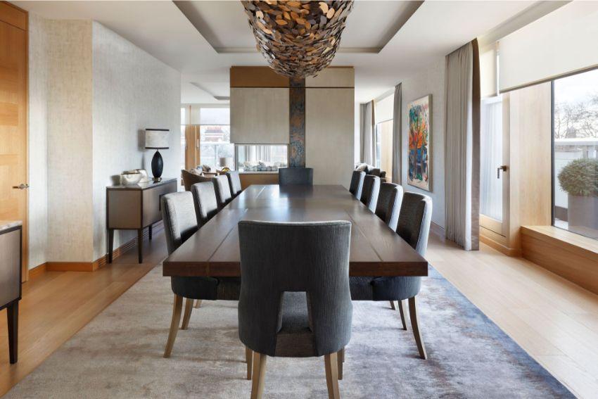 10 Modern Dining Room Designs by Helen Green