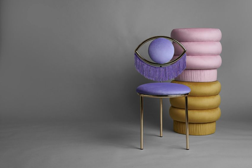 Wink Dining Chair - Luxury Design by Masquespacio