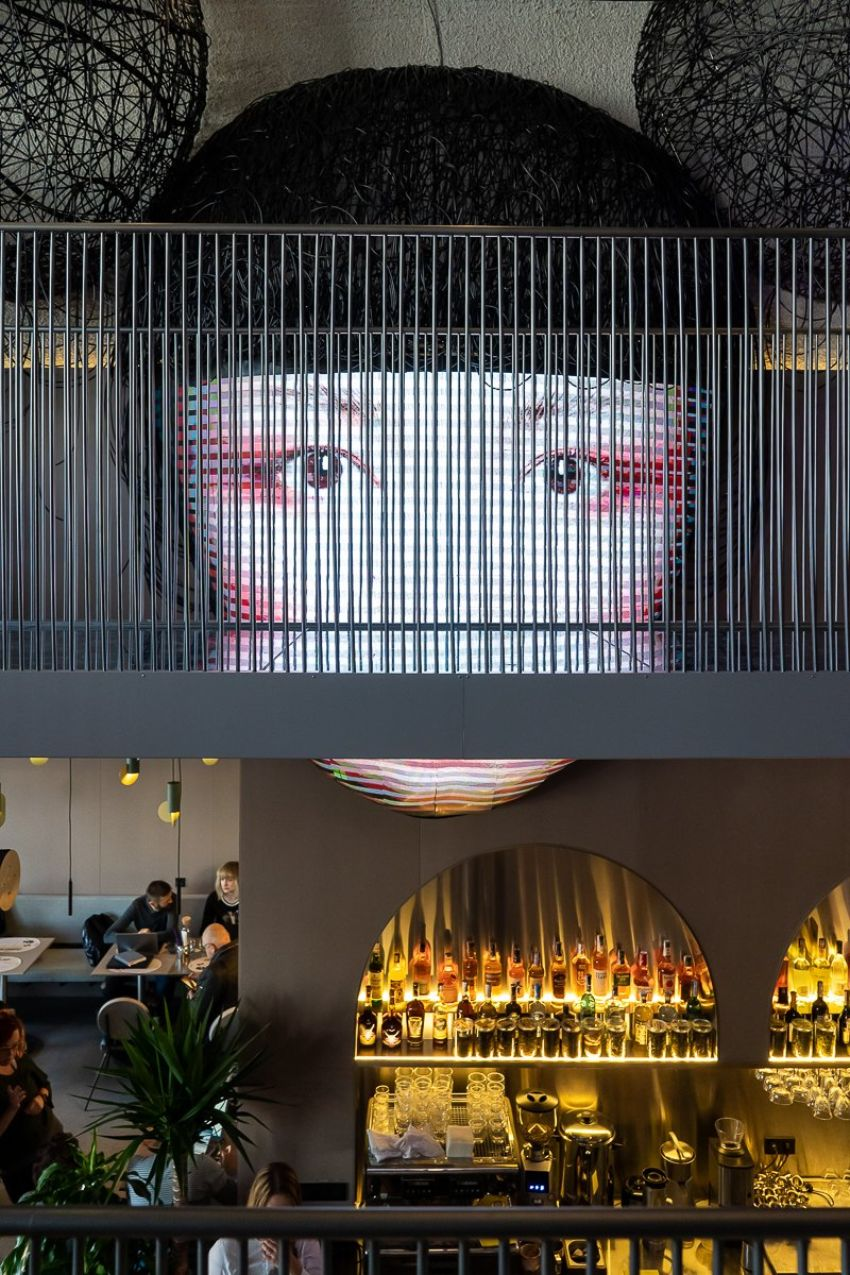 China Ma Luxury Restaurant - YOD Brings The Bustling Streets Of Asia To Kiev