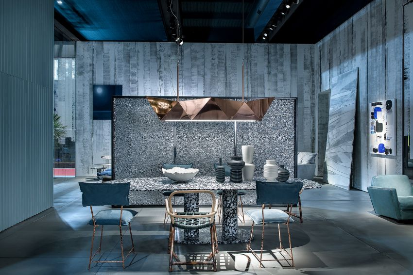 Contemporary Dining Table Designs By Paola Navone
