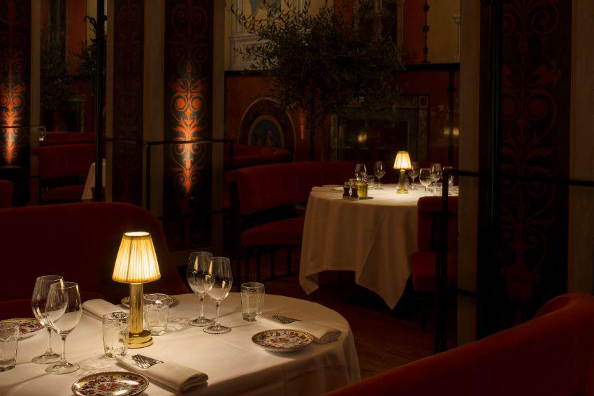 L'Avventura Restaurant - An Old Cinema Transformed Into An Italian Eatery