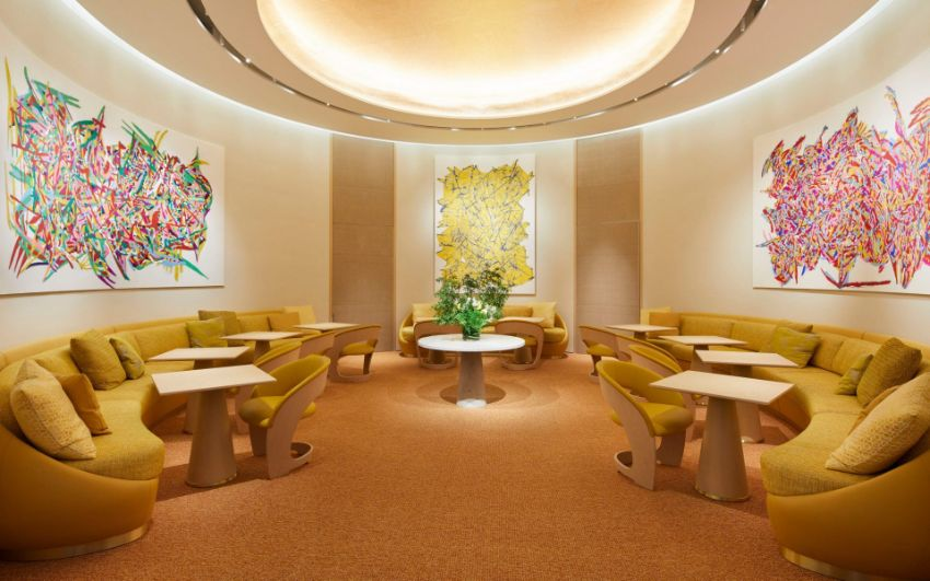 Louis Vuitton Opened Its First-Ever Luxury Restaurant In Japan