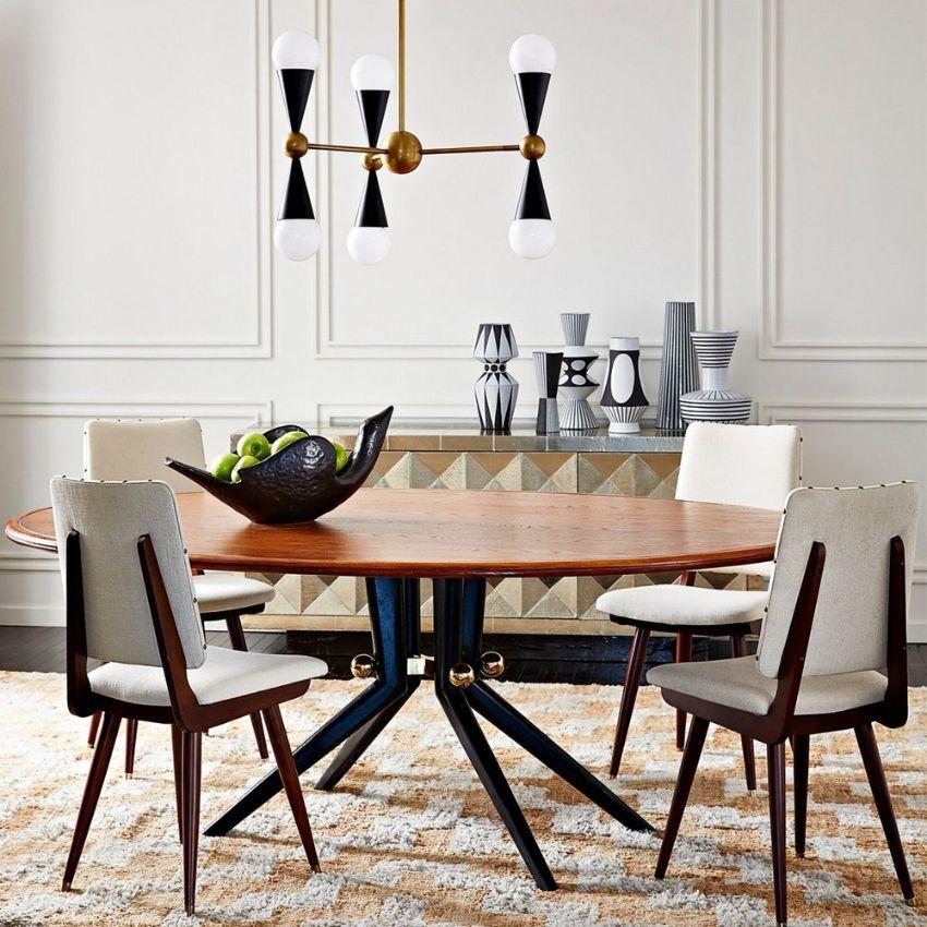 Modern Dining Table Designs by Jonathan Adler