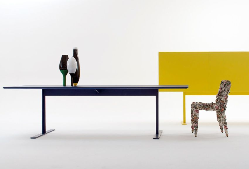 Modern Dining Table Designs For Your Dining Room by Giulio Cappellini