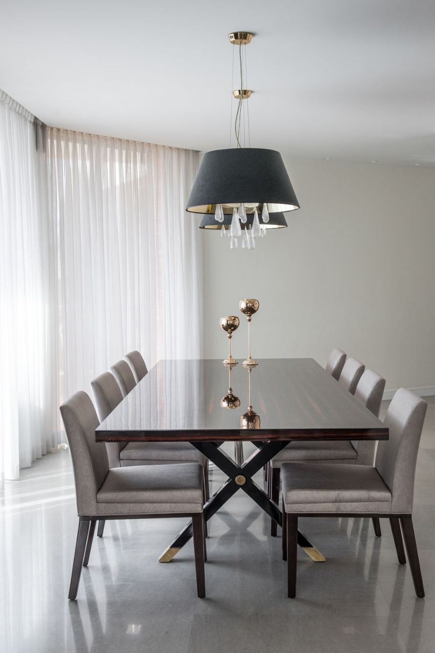 Modern Minimalist Dining Room Ideas By Elle Décor