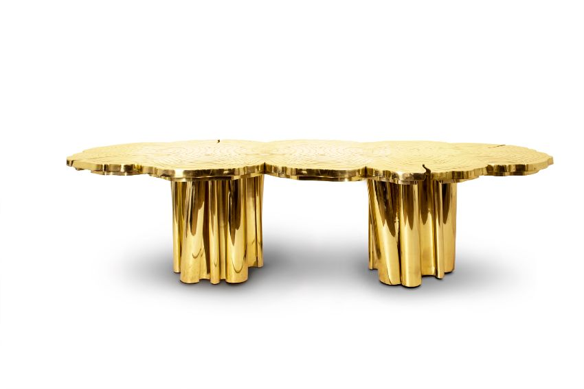 Trends 2020/2021 - Modern Dining Tables For A Contemporary Dining Room
