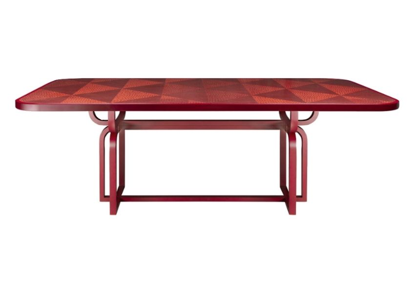 Unique Dining Table Designs By Top Italian Product Designers