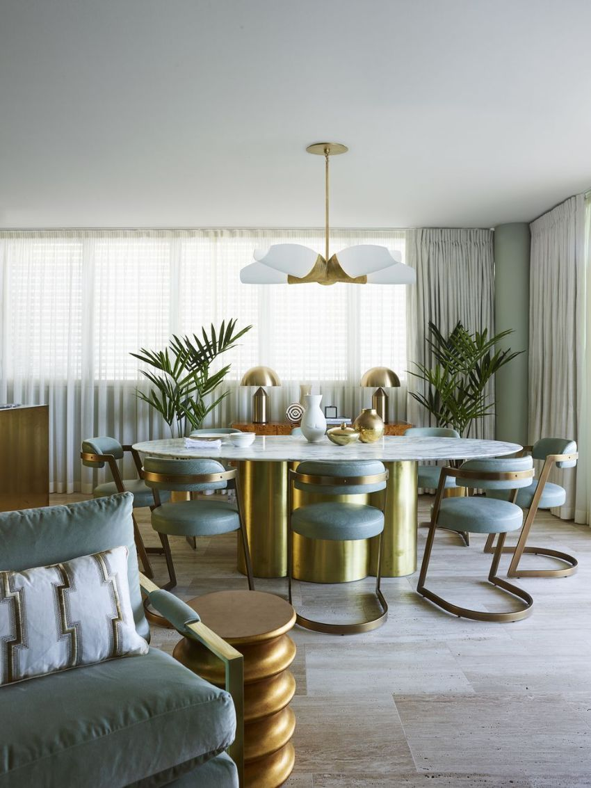 Dining Room Projects Designed By Greg Natale