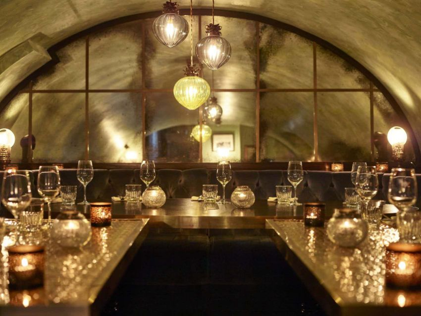 Discover The Most Luxury Private Dining Room Designs In London