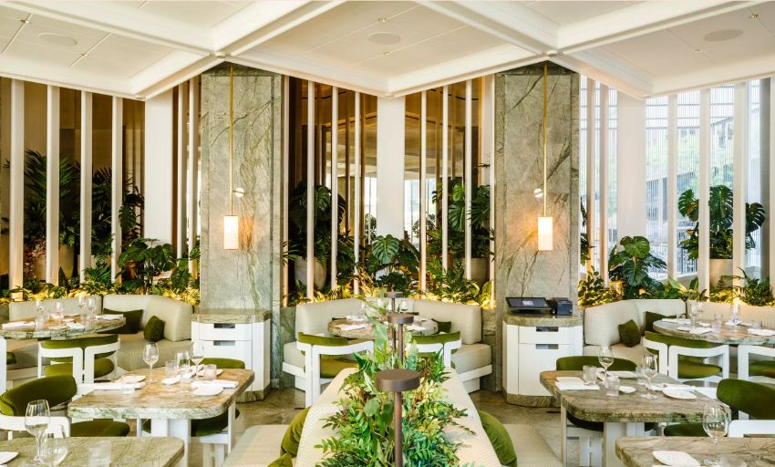 Discover These Luxury Modern Restaurant Designs In New York
