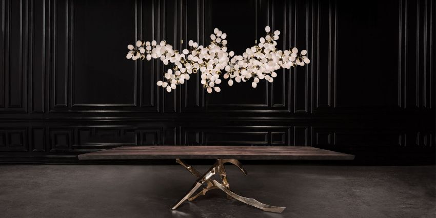 Exquisite Lighting Design Ideas For Your Dining Room by Top Product Designers
