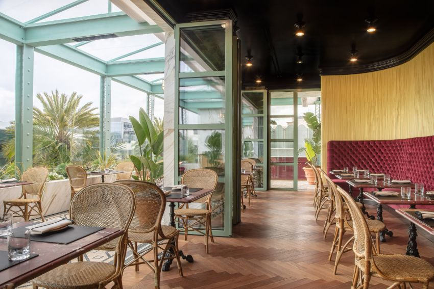 Gucci Osteria - The Luxury Restaurant You Were Waiting For
